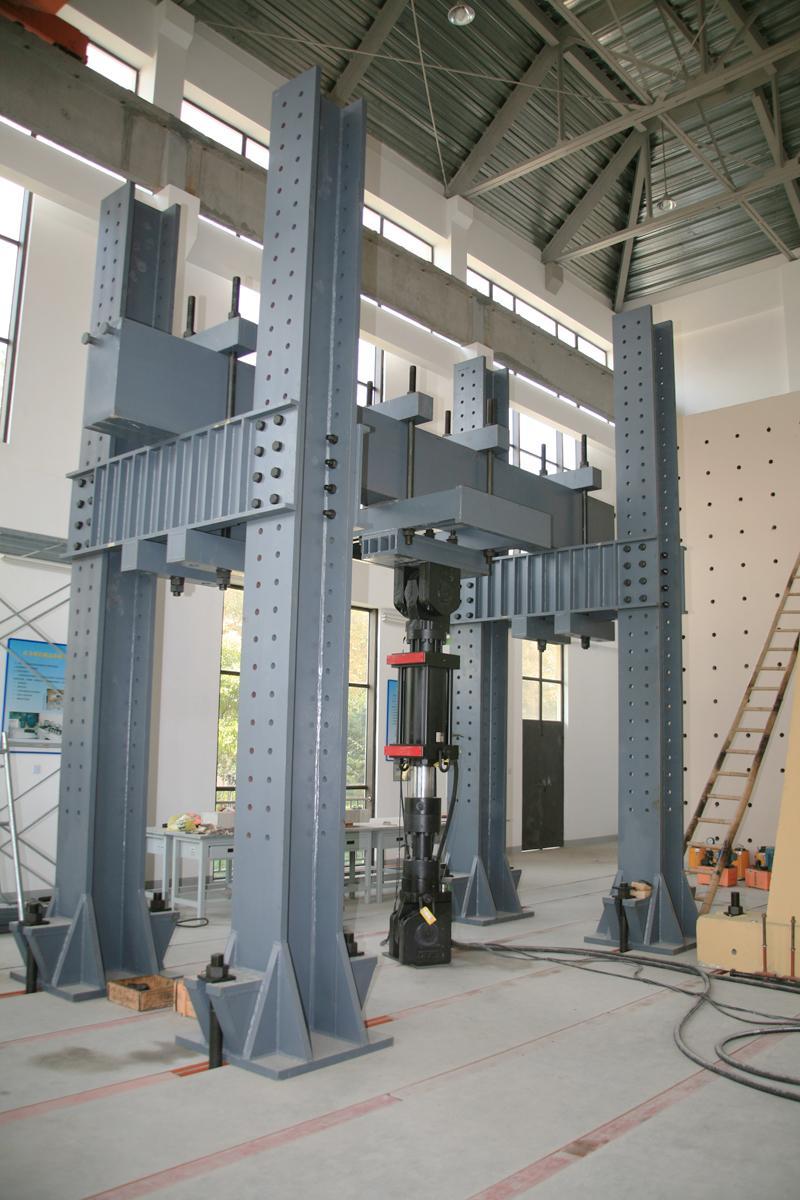 土木建筑工程结构实验教学示范中心